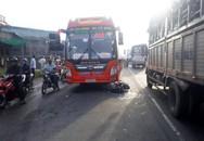 1 học sinh lớp 2 bị xe khách cán tử vong trên đường đi học