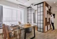 Vợ chồng trẻ cải tạo căn hộ 54m² từ chật hẹp thành không gian rộng rãi nhờ khéo thiết kế khu vực lưu trữ