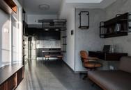 Căn hộ 50m² đậm chất công nghiệp ở quận 2, Sài Gòn khiến nhiều người thích mê bởi sự tiện nghi và cá tính của nó