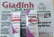 Dầu gội HairNew bị buộc thu hồi do chứa chất cấm vẫn được bán công khai