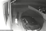 Phát hiện 'yêu tinh' trước cửa nhà khi xem camera giám sát