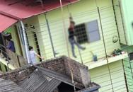 Cả xóm trọ hoảng loạn khi thấy nam thanh niên treo cổ tự tử ngoài hành lang