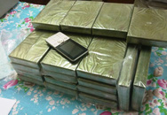 Bắt đối tượng người Lào vận chuyển 30 bánh heroin về Việt Nam