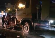 Cô gái trẻ chết thảm dưới gầm xe ben giữa đêm khuya