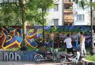 Best Today True và niềm đam mê tạo nên những bức tường mầu sắc