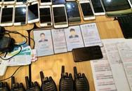 Bắt nhóm người Trung Quốc sử dụng công nghệ cao để lừa đảo