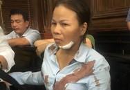 Vợ của bị cáo bị đánh ngất xỉu tại tòa