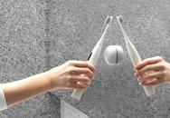 Bàn chải đánh răng đầu tiên trên thế giới có màn hình