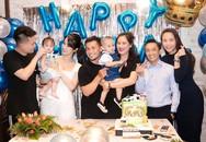 Đàm Thu Trang nói về tin đang mang thai với Cường Đô La