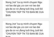 Ca sĩ Minh Chuyên bị tống tiền, tố ngủ với đại gia lớn tuổi đã có vợ