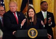 Tổng thống Trump mất nữ thư ký báo chí Nhà Trắng trung thành