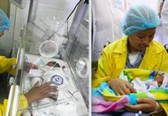 Bé Bình An lần đầu được gặp người mẹ ung thư lựa chọn cái chết để sinh con