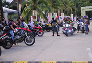 Hàng nghìn biker tụ họp về đảo Tuần Châu tham dự Đại hội mô tô Việt Nam 2019