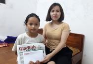 5 năm chống chọi với bệnh sarcoma cơ vân, cô bé mong mỏi được quay lại trường