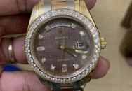Mua đồng hồ Rolex 900 triệu đồng bằng phiếu chuyển tiền giả