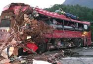 Tai nạn kinh hoàng: Xe tải đâm xe giường nằm ở Hòa Bình, 3 người chết