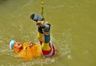 Pháp sư Ấn Độ tử nạn khi biểu diễn ảo thuật dưới sông Hằng