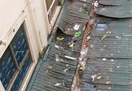 Hà Nội: Bé gái 6 tuổi rơi từ tầng 14 chung cư xuống mái tôn lúc mẹ vắng nhà đã tử vong