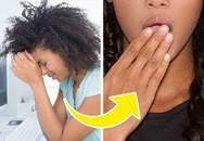 Miệng bốc mùi cảnh báo 9 vấn đề sức khỏe không hề đơn giản, cần khám gấp