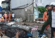 Công nhân thi công đường ống cống bị cột điện gãy đè chết