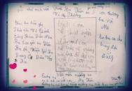 """""""Con yêu ba, ba đang ở đâu"""" - bức thư ngô nghê gây xúc động của con trai Lê Phương viết, nhưng không phải dành cho Quách Ngọc Ngoan"""
