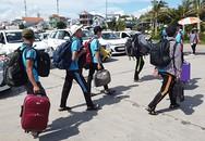 Hơn 200 học sinh đảo Phú Quý vào đất liền thi THPT quốc gia