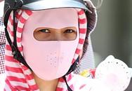 Người Hà Nội trong nắng nóng 40 độ