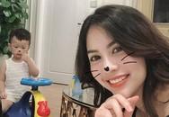 Bị ốm sụt cân, vợ cũ Việt Anh vẫn vội vã quay lại kiếm tiền để nuôi con mặc tuyên bố để lại nhà từ chồng cũ