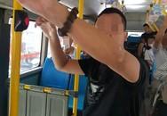"""Vì sao """"khó xử"""" vụ nam thanh niên thủ dâm ngay trên xe bus, sát cạnh nữ sinh cấp 2?"""