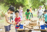 Trẻ em Hà Nội sẽ có một mùa hè đáng nhớ với sân chơi phiêu lưu phong cách Nhật Bản lần đầu tiên có mặt tại Việt Nam