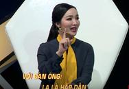 """Hoa hậu Giáng My: """"Đàn ông không vì ngoại tình mà về bỏ vợ"""""""