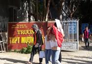 Hàng trăm học sinh vùng cao biên giới Mường Lát kết thúc ngày thi đầu tiên trong nắng nóng