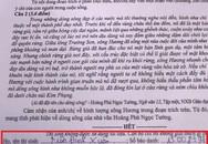Phú Thọ: Thí sinh làm lọt đề thi Ngữ văn lên mạng xã hội là ai?