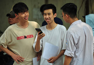 Những gương mặt rạng rỡ sau môn thi đầu tiên của kỳ thi tốt nghiệp THPT Quốc gia 2019