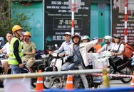 Hỗn loạn giao thông tại dự án ga ngầm Hà Nội sắp thi công trên đường Trần Hưng Đạo
