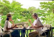 """Kỳ Duyên, Minh Triệu du lịch ngọt ngào bên nhau, fan hỏi """"Rồi khi nào cưới?''"""