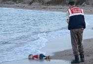Ảnh cha con di dân chết úp mặt - 'TT Trump phải chịu trách nhiệm'