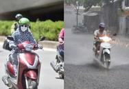 Hà Nội nắng nóng đổ lửa, Sài Gòn mưa lớn, nhiệt độ giảm bất ngờ
