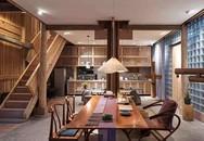 Ngôi nhà gỗ rộng 120m² lấy cảm hứng kiến trúc cách đây gần 1000 năm để thiết kế