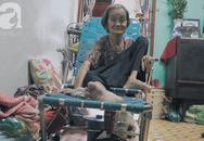 Gặp cụ bà nặng vỏn vẹn 25kg lại gù lưng đều đặn đi lượm ve chai mỗi ngày với nụ cười gây thương nhớ ở Sài Gòn