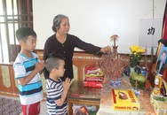 Tương lai mịt mờ của 2 đứa trẻ có bố chết vì tai nạn, bà nội mắc bệnh ung thư
