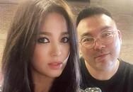Song Joong Ki chính thức lên tiếng phủ nhận tin đồn Song Hye Kyo ngoại tình, mang thai với Park Bo Gum