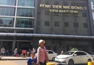 Bé 20 tháng bị xe tông trong Bệnh viện Nhi đồng 2 tiên lượng sức khỏe xấu