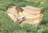 Ôtô lao xuống vực ở Lào Cai, 3 người bị thương