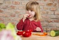 Chín cách giúp trẻ hết lười ăn rau
