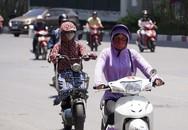 Hà Nội có nơi nắng nóng trên 38 độ