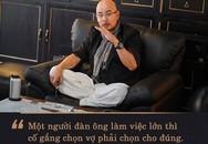 Đặng Lê Nguyên Vũ nhắn nhủ đàn em: 'Đàn ông tính làm chuyện lớn, đừng bao giờ lấy vợ giống Qua'