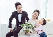 Lâm Vỹ Dạ: 'Tôi từng ôm con đi diễn vì áp lực kiếm tiền'