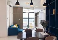 Căn hộ 96m² trên tầng 32 ở Hà Nội đơn giản nhưng vẫn hút ánh nhìn nhờ cách phối màu trẻ trung