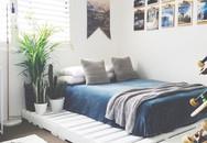 Các kiểu giường pallet vừa hữu dụng vừa có giá tiền hợp lý cho phòng ngủ của bạn